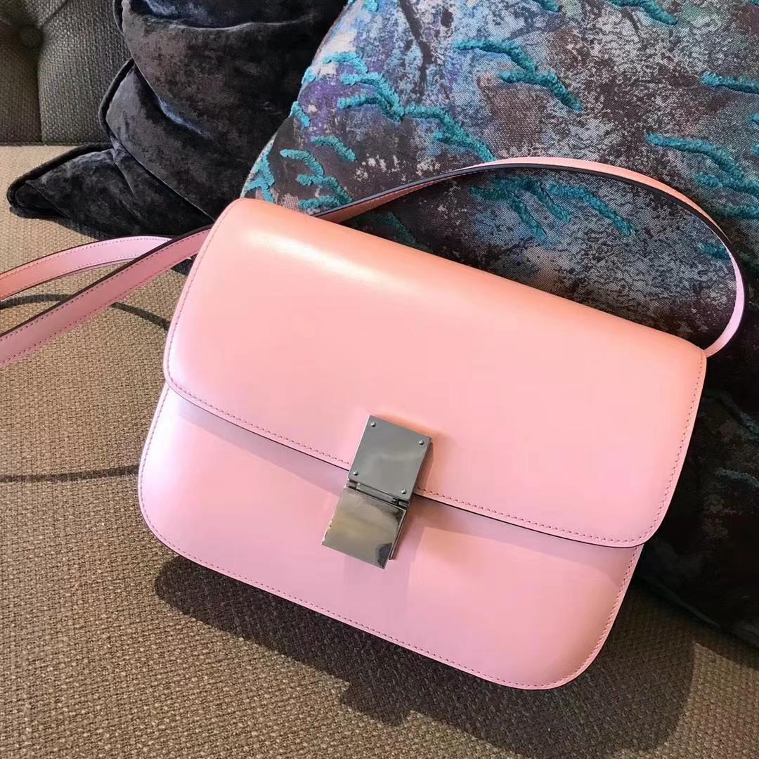Celine 思琳 Box 豆腐包 专柜同步 最新做法 优雅时尚 代购品质 识货的来