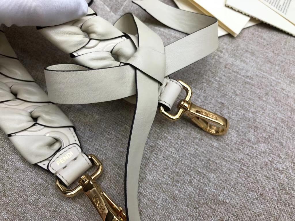 "Fendi 芬迪 全新""STRAPYOU""肩带 可搭配任何包包"