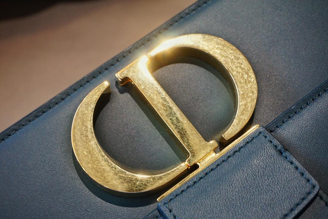 Dior 迪奥 蒙田女包 意大利原厂皮 定制五金 走线工整 复古绿