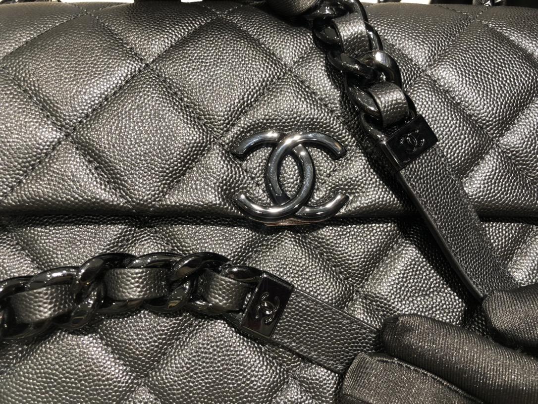 Chanel 香奈儿 黑天使 大号 现货