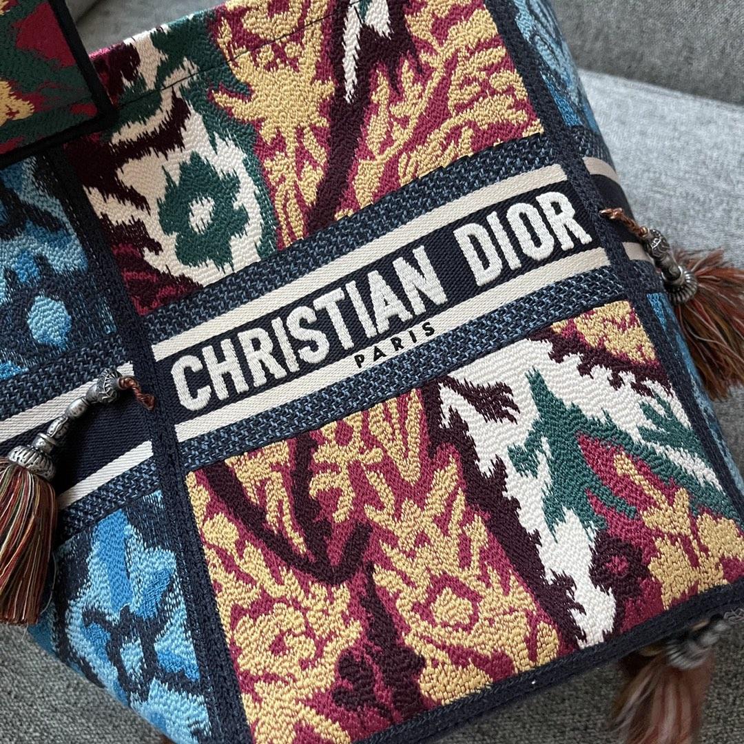 Dior 迪奥D-BUBBLE 混色效果 水桶包  16*25*16 手提或者肩背