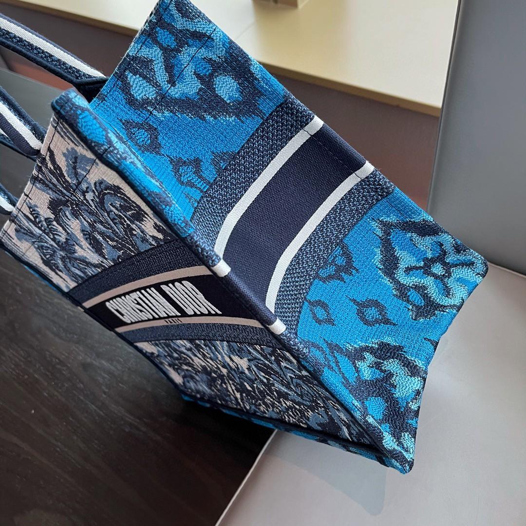 Dior 迪奥 购物袋 椰林 小号36.5  满满度假风